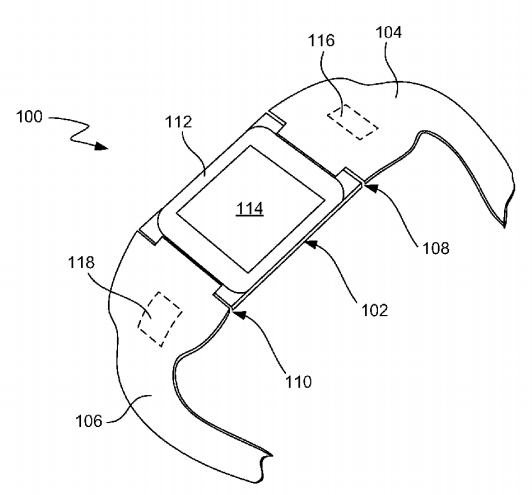 Apple iWatch Patent July 2014